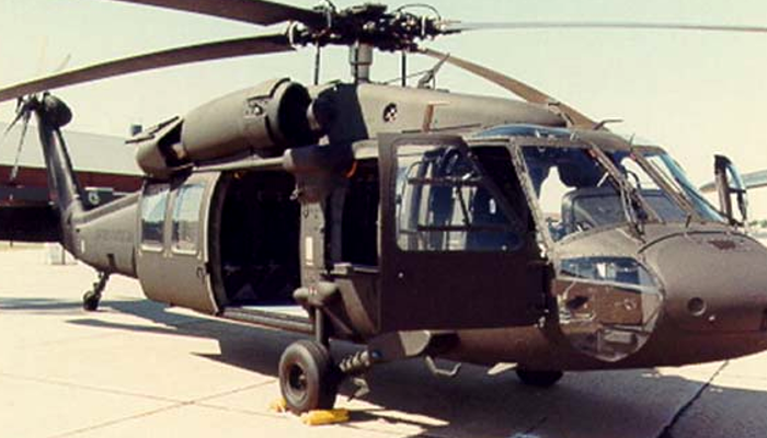 Śmigłowiec UH-60
